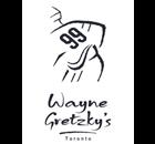 Wayne Gretzky's Toronto Restaurant - Logo