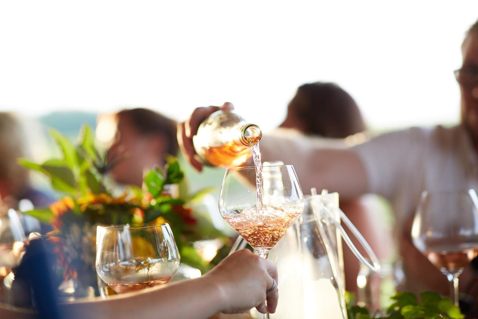 Westcott Vineyards Restaurant - Picture