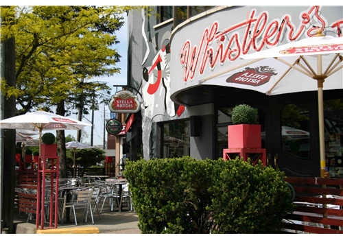 Whistler's Grille Restaurant - Picture