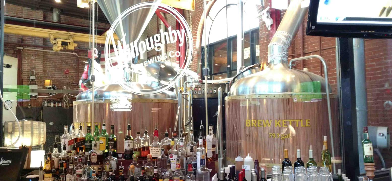 Willoughby Brewing Company Restaurant - Picture