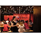 WVRST - King West Restaurant - Logo