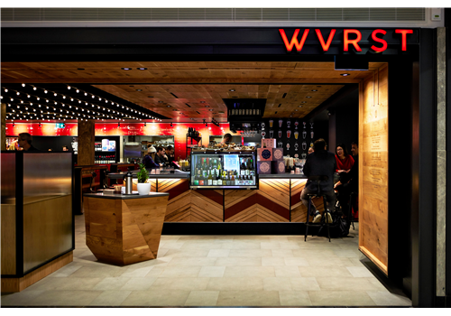 WVRST - Union Station Restaurant - Picture