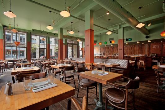 Vallier Restaurant Restaurant - Picture