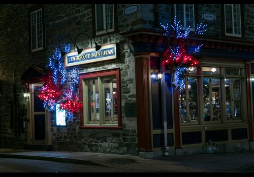 L'Entrecôte Saint-Jean Restaurant - Picture