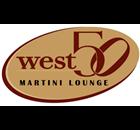 West 50 Martini Lounge Restaurant - Logo